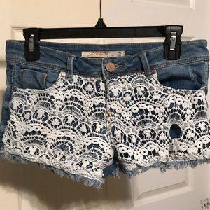 Size 5 Jou Jou Shorts